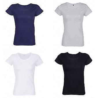 RTP Apparel Womens/Ladies Tempo 185 Organic Short-Sleeved T-Shirt
