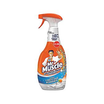 Mr Muscle Advanced Power Bathroom 750ml PMP