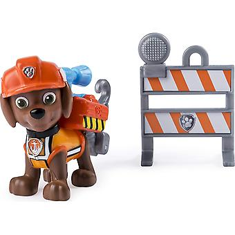 Paw Patrol Ultimate Rescue - Construction Figure (One at Random)