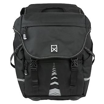 Willex Bicycle Bags 1200 28 L Black 13311