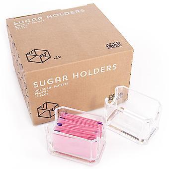 Sugar Holders, 12-pack