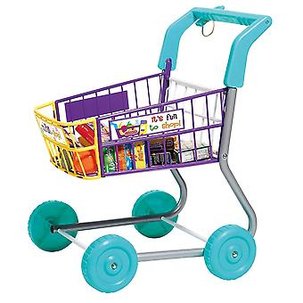 Casdon 611 shopping trolley 1 assorted colours