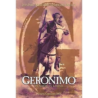 Geronimo eine amerikanische Legende Movie Poster (11 x 17)