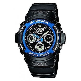 G-Shock AW-591-2AER Mudman Wristwatch