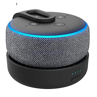 Base de batterie portable d'origine pour Amazon Echo Dot 3rd Gen Rechargeable Docking
