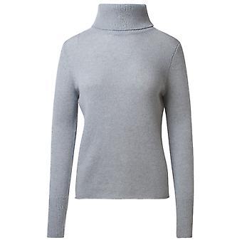 360 Cashmere 42266msbl Women's Light Blue Cashmere Sweater