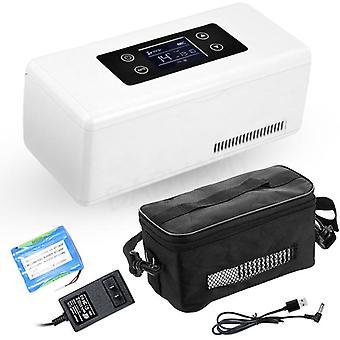 Réfrigérateur à insuline de grande capacité, réfrigérateur de voiture, boîte de stockage d'insuline