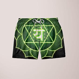 Hart chakra shorts