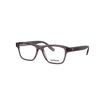 Montblanc MB0125O 008 Grey Glasses