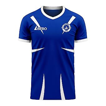 Dnipro 2020-2021 Home Concept Football Kit (Libero)