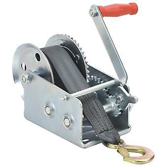 Hand winch with belt 1130 kg