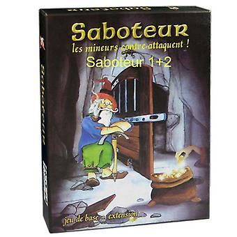 """""""saboteur"""" Board Game"""