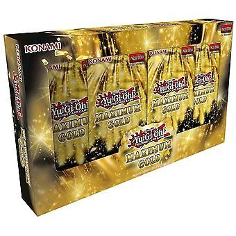 Yu-Gi-Oh! TCG Maximum Gold Tuckbox