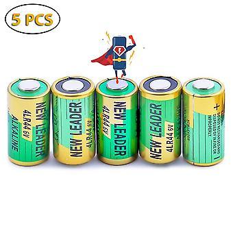 Masbrill anti bark collar batteries with 5 pack 6v 4lr44 alkaline dog barking collar batteries 476a