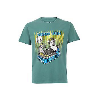 Regla de 6 camisetas de artista de algodón orgánico Ivy