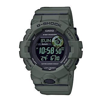 Montre Connect�e Casio G-Shock GBD-800UC-3ER - Montre Connect�e Affichage Digital Homme