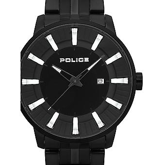 Mens Watch המשטרה PL15391JSB.02M, קוורץ, 44mm, 5ATM