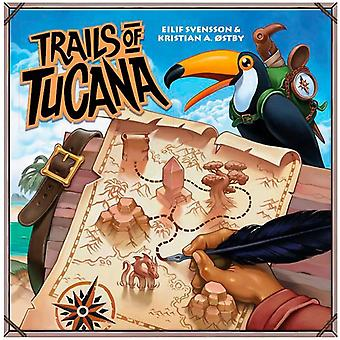 Trails of Tucana Brettspiel