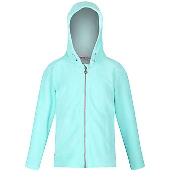 Regatta Jungen & Mädchen Harlem Full Zip Kapuzefleece Jacke