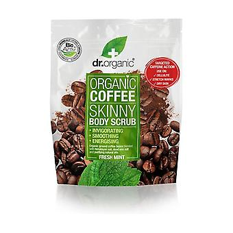 Organic Coffee Espresso Skinny Body Scrub 200 g