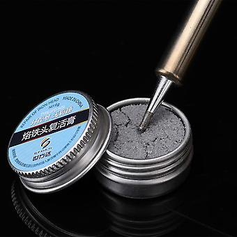 Lead-free Electrical Soldering Iron Tip - Refresher Solder Cream Clean Paste