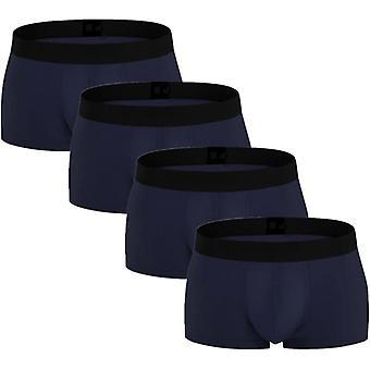Katoenen Boxer Ondergoed / Onderbroek & Hombre Jockstrap Slipje Voor Man U Convex