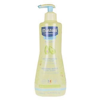 Agua limpiadora sin enjuague para bebés B b Mustela