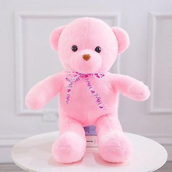 50cm Creative Light Up Led With Music Teddy Bear Stuffed Animal