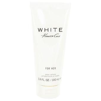 Kenneth Cole White Body Lotion By Kenneth Cole 3.4 oz Body Lotion