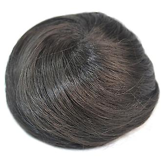 Wig Hair Pack Bun Natural Color