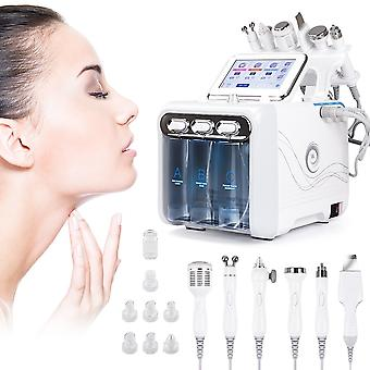6 W 1 Water Oxygen Jet Aqua Peeling Hydra Beauty Twarzy Skóry Deep Cleansing Machine Professional Hydro Dermabrasion SPA Salon