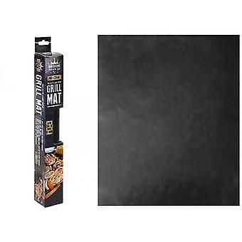Bbq Grill Mat 40 X 30cm - Non Stick Teflon Surface For Cooking