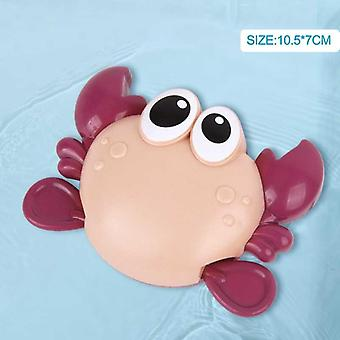 Baby Bath, Kids Swimming Pool Water Game, Wind-up Clockwork, Animals