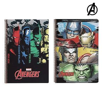 Book of rings the avengers a4