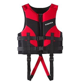 Kamizelka ratunkowa dla dzieci i młodzieży, profesjonalna kamizelka pływacka z rurką z rurką