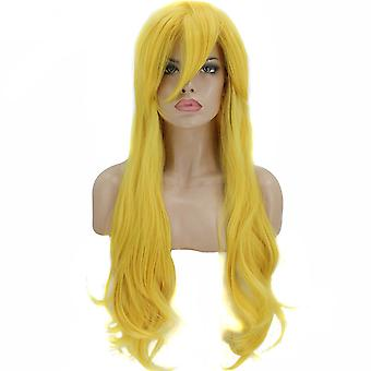 Super Mario Wigs Princess Peach Cosplay Wig Cap