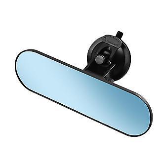 Rückspiegel, Universal-LKW-Spiegel 360° verstellbarer Innenraum-Rückansicht mit Saugnapf, 220* 65mm