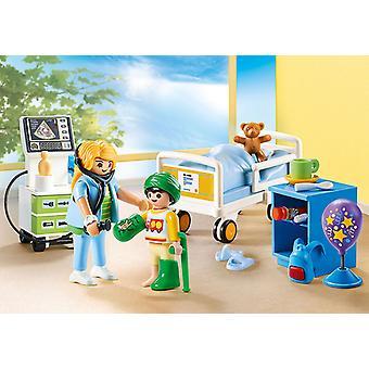 Playmobil City Life Children's Hospital Room
