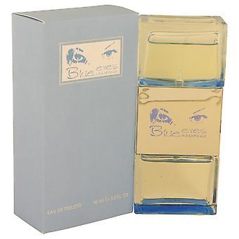 Blue Eyes by Rampage Eau De Toilette Spray 3 oz / 90 ml (Women)