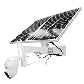 PNI IP60 live PTZ videoövervakningskamera med solpanel, 2MP, GSM 4G, SIM-kortplats
