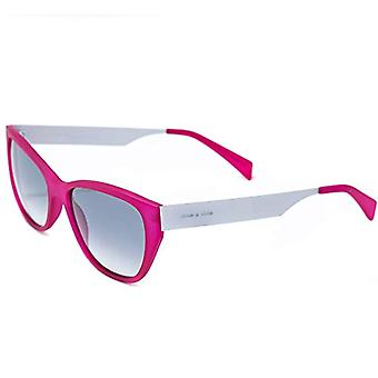 ITALY INDEPENDENT 0083-018-000 Sunglasses, Pink, 53 Woman
