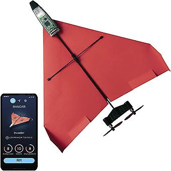 FengChun 4.0 The Next-Generation Smartphone Controlled Paper Airplane Kit, RC Controlled. Easy to