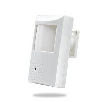 داخلي 2MP 1080P PIR الإسكان الخفي الأمن جاسوس كاميرا الثقب، 48Pcs 940nm، 4 في 1 TVI/AHD/CVI/960H، 3.7mm عدسة الثقب، تراجع التبديل