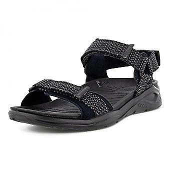 ECCO 880704 X-trinsic Men's Sports Sandals In Black