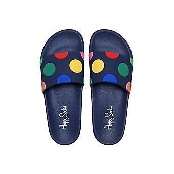 Happy Socks Pool Slider Dot Multicolor