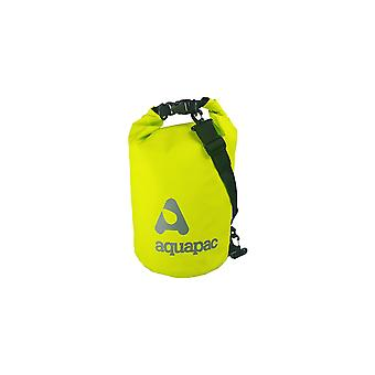 Aquapac Heavyweight Drybags com alça de ombro 15L - Verde