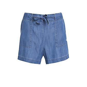 Trento Tencel Shorts Light Denim