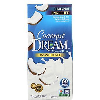 Dream Drink Ccnut Dream Orgnl U, Case of 12 X 32 Oz