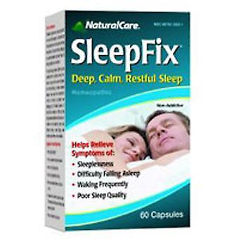 Natural Care SleepFix, EA 1/60 CAP