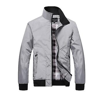 Spring And Autumn Men's Jacket